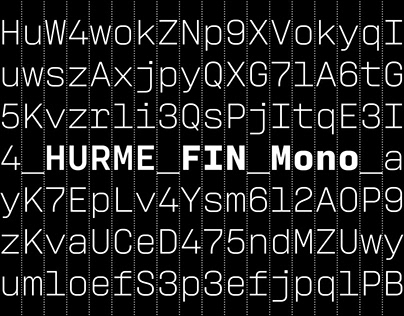 Hurme FIN Mono 1a & Hurme FIN Mono 1b
