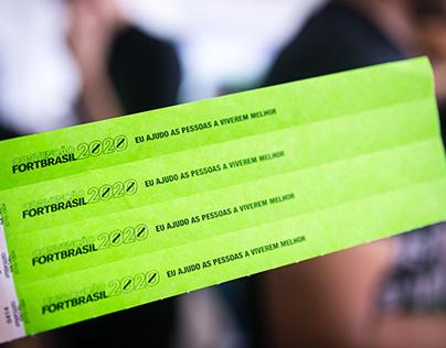 Convenção FortBrasil 2020 :: Identidade Visual
