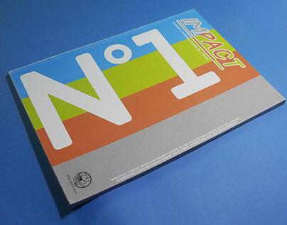 IMPACT : Magazine Typographique