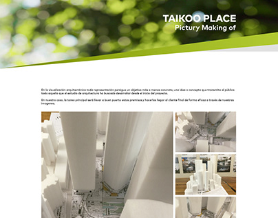 Pictury Making-of | Taikoo Place