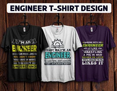 ENGINEER T-SHIRT DESIGN
