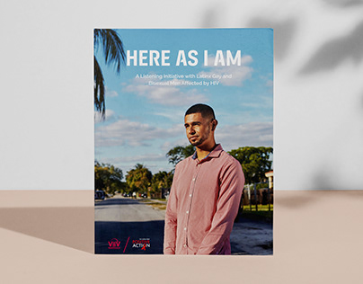 Here As I Am - Report