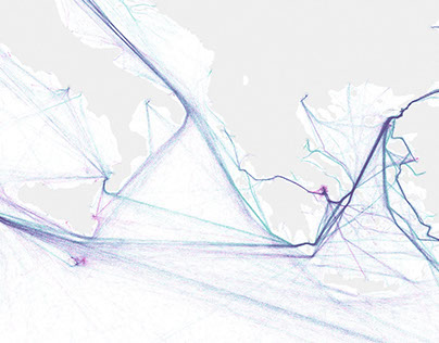 Global Shipping Visualization