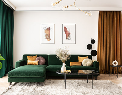 140m2 apartment in Warsaw
