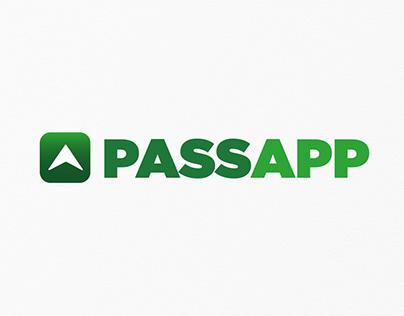 PassApp —Newsletter design