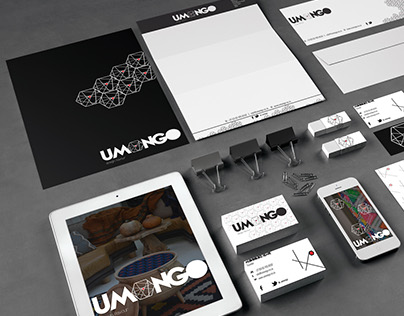 Brand Identity Kit for Umongo