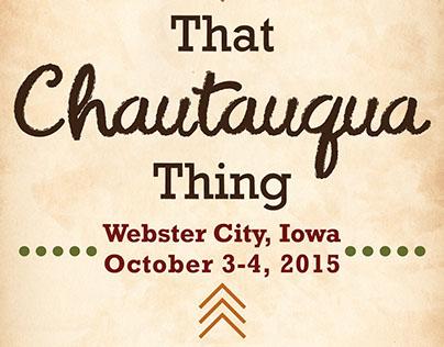 That Chautauqua Thing