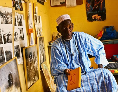 Reportage sur Oumar Ly