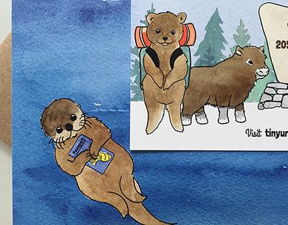 Alaska Baby Shower Invitation