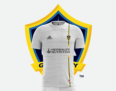 Los Angeles Galaxy FC Kit Concept