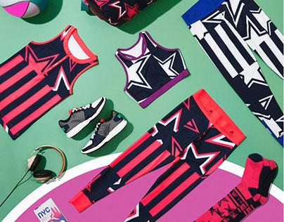 FW16 adidas StellaSport Accessories Design