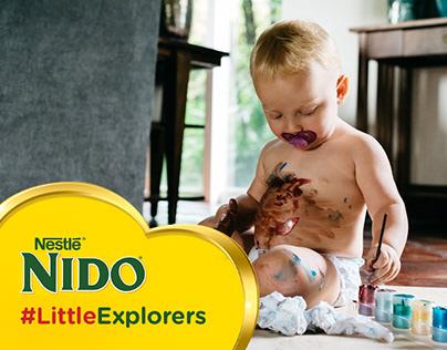 Nido | Little Explorers Campaign