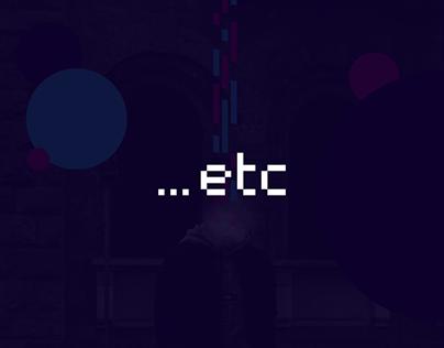 Etcetera Studio Branding