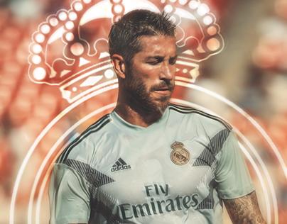 """Sergio Ramos"" - Lockscreen Wallpaper"