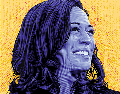 Kamala Harris for the People: Campaign Poster