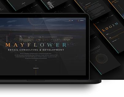 Mayflower Webdesign