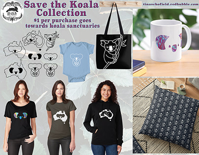Save the Koalas Collection