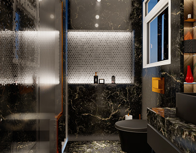 Madinety Bathroom