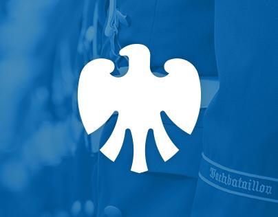 Bundeswehr – Corporate Identity Redesign