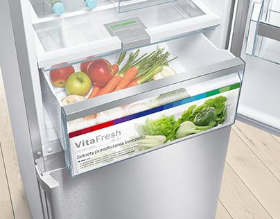 Bosch - VitaFresh POS 2D design