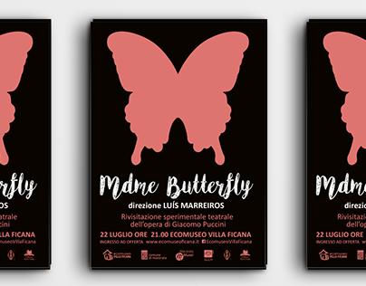 Mdme Butterfly