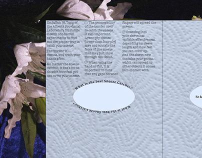 Sneezewad handbook by project Alpha