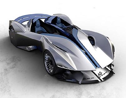 Maserati Diatto - BA Thesis