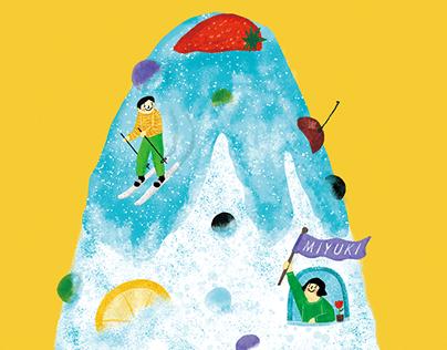 美雪冰菓室|MIYUKI