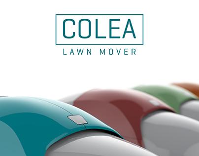 Colea / Lawn Mover Design Project