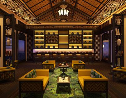 Thesis Project - Banyan Tree Lang Co Resort