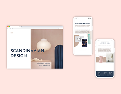 Scandi Web Design