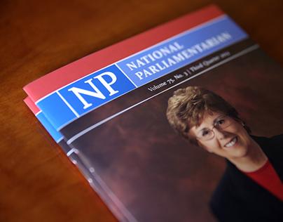 National Parliamentarian quarterly magazine