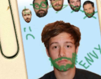 Beard Envy feature