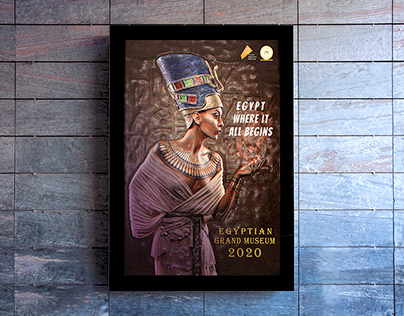 Egyptian Grand Museum Posters