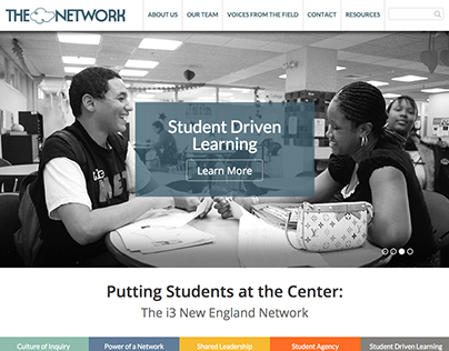 The i3 New England Network