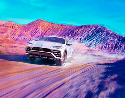 `making of´ Lamborghini URUS