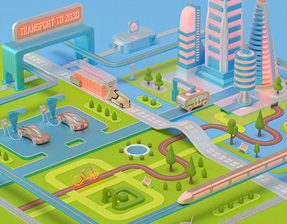 Hitachi - Transport to 2030
