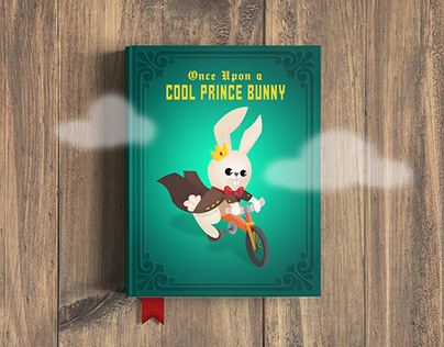 Bunny Fairy Tale - Illustrations
