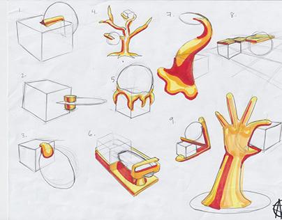 Connector Sketches