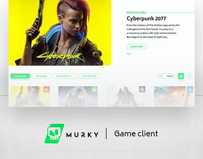 Murky - Game client