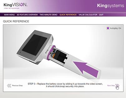 KIngVision Product Education