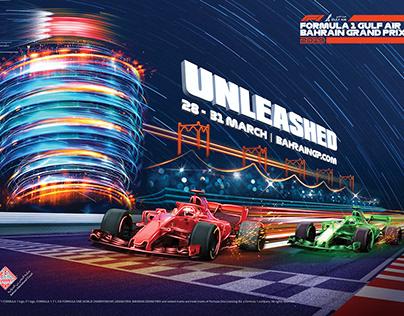 Formula 1 Gulf Air Bahrain Grand Prix 2019