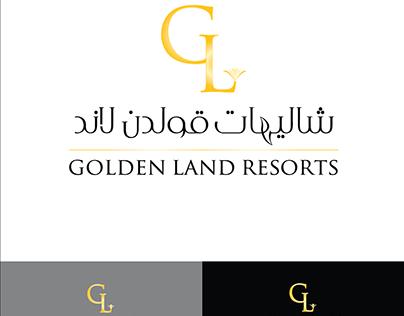 شعار شاليهات قولدن لاند