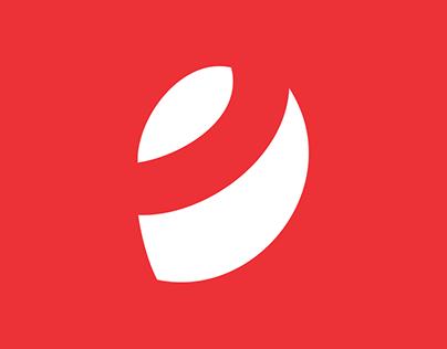 Elevar Telecomunicação - Logotipo