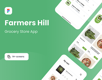 Farmers Hill - Grocery shopping