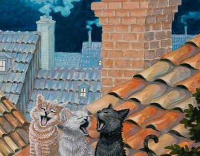 CAT MUSIC written by Michał Artz