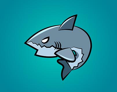 composición tiburon