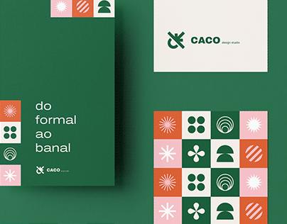 Caco - Design Studio | Visual Identity