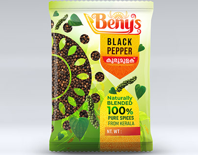 Product Packaging Design - BENYS