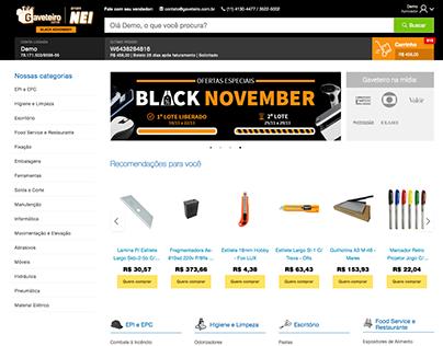Black November 2019 - Gaveteiro.com.br | NEI